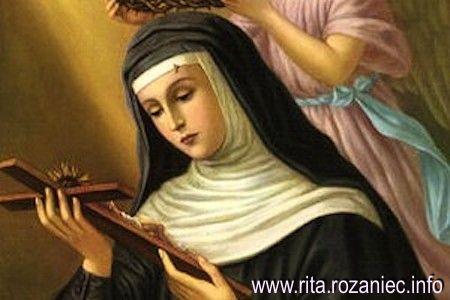 Biografia święta Rita