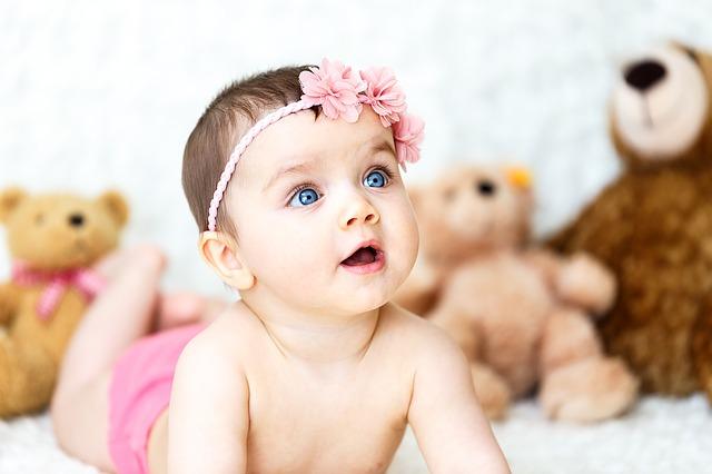 Elżbieta – Śliczna i zdrowa wnuczka